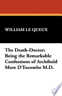 The Death-Doctor And Writer He Wrote Mysteries Thrillers And