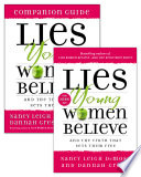 Lies Young Women Believe Lies Young Women Believe Companion Guide Set