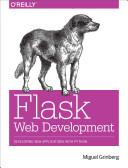 Flask Web Development