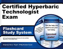 Certified Hyperbaric Technologist Exam Flashcard Study System