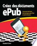Cr  ez des documents ePub