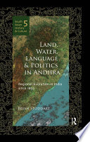 Land  Water  Language and Politics in Andhra