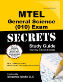 Mtel General Science  10  Exam Secrets Study Guide
