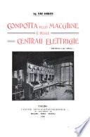 Condotta delle macchine e delle centrali elettriche