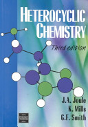 Heterocyclic Chemistry 3rd Edition