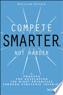 Compete Smarter  Not Harder