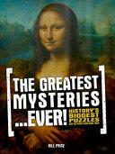 The Greatest Mysteries... Ever! Pdf/ePub eBook