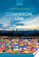 Commercial Law Of This Diverse And Fascinating Area Of