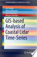 GIS based Analysis of Coastal Lidar Time Series