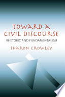 Toward a Civil Discourse