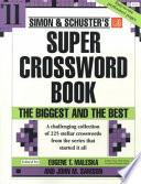 Simon & Schuster Super Crossword Book #11
