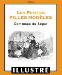 Book Les Petites Filles Modèles (Illustré)
