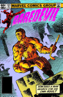 Daredevil By Frank Miller & Klaus Janson - : daredevil and tries to avoid attempts on his...