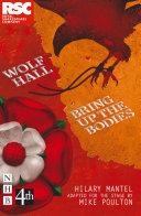 download ebook wolf hall & bring up the bodies: rsc stage adaptation pdf epub