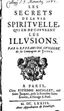 Book Les secrets de la vie spirituelle