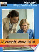 Exam 77 881 Microsoft Word 2010