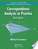 Correspondence Analysis in Practice  Third Edition
