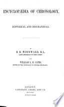 Encyclopaedia Of Chronology