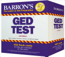 Barrons Ged Test Flash Cards