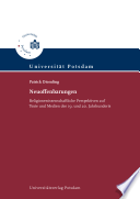 Neuoffenbarungen : religionswissenschaftliche Perspektiven auf Medien und Texte des 19. und 20. Jahrhunderts