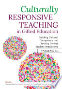 Culturally Responsive Teaching In Gifted Education