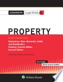 Casenote Legal Briefs for Property Keyed to Dukeminier, Krier, Alexander, Schill, Strahilevitz