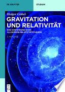 Gravitation und Relativit  t