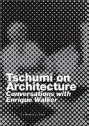 Tschumi on architecture