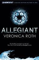 Allegiant Divergent Trilogy Book 3