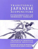 Traditional Japanese Acupuncture