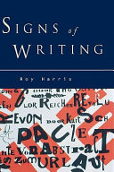 Signs of Writing