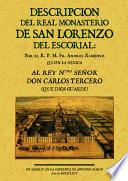 Descripci  n del Real Monasterio de San Lorenzo del Escorial
