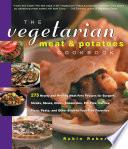 Vegetarian Meat Potatoes Cookbook