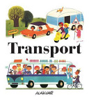 Transport : features different transportation vehicles from...