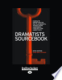 Dramatists Sourcebook Gods Have Their Own Bible The Dramatist