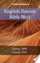 English Danish Bible No15