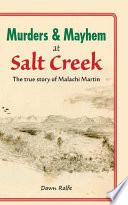 Murders And Mayhem At Salt Creek