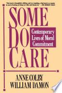 Some Do Care