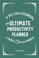 The Ultimate Productivity Planner Pdf/ePub eBook