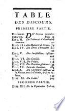 Essai sur les colonies françaises, ou Discours politiques sur la nature du gouvernement, de la population et du commerce de la colonie de S.-D. [Saint-Domingue]