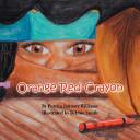 Orange Red Crayon