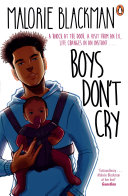 Boys Don t Cry Book PDF