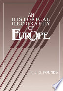 An Historical Geography of Europe Abridged Version