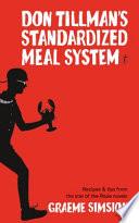 Don Tillman   s Standardized Meal System Book PDF