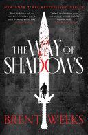 download ebook the way of shadows pdf epub