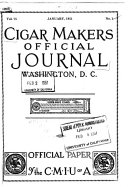 Cigar Makers Official Journal