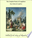 The Complete Poems of Longfellow