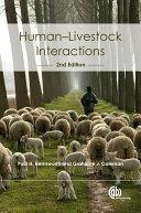 Human-livestock Interactions