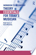 Theory Essentials for Today s Musician  Workbook
