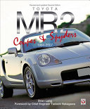 Toyota Mr2 Coupe Spyders 1984 2007